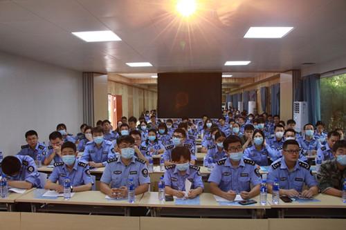 龙华区社区网格管理中心举办龙华区2020年新入职网格员上岗培训班