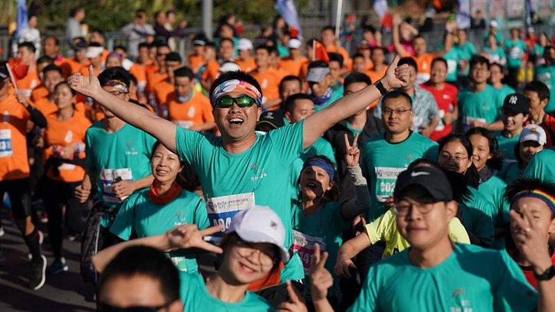 2019 Longhua Mini Marathon 2