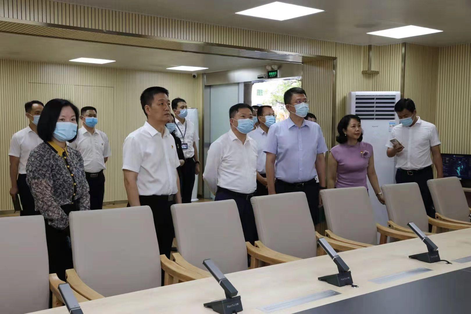"""龙华区召开群众诉求服务""""光明模式""""工作推进会"""