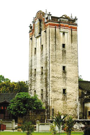 Guanlan Watchtower